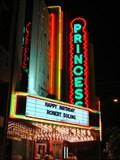 Image for Princess Theatre marquee - Decatur, AL