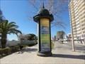 Image for Promenade Column - Monte Gordo, Portugal