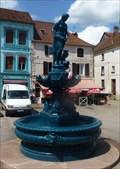 Image for La verseuse et le chérubin-Senones-Vosges-Lorraine, France