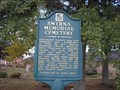 Image for SMYRNA MEMORIAL CEMETERY - SCA MKR