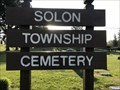 Image for Solon Township Cemetery - Cedar Springs, Michigan
