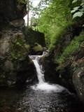 Image for Nyznerovske vodopady /Nyzner Falls,  Zulova, CZ, EU