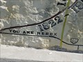 """Image for Santa Fe Trail """"You Are Here"""" - Canton, Kansas"""