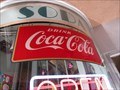 Image for Coca Cola Memorabilia - Taos, NM