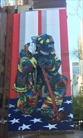 Image for The Braves of 9/11 - New-York, USA
