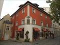 Image for Wohnhaus, ehemaliges domstiftisches Kastnerhaus, Regensburg - Bavaria / Germany