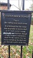 Image for The Curious Brick Tower - Victoria Park - Nottingham, Nottinghamshire