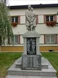 Image for Combined World War Memorial - Suché Lazce, Czech Republic