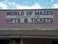 Image for World of Mazes - Townville, PA
