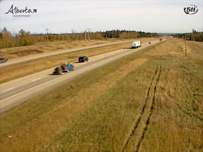 Whitecourt Traffic Webcam - Whitecourt, AB - Web Cameras on