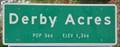 Image for Derby Acres ~ Elevation 1,366
