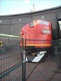 Image for Canadian National F7 Cab 9159 - Roundhouse Park, Toronto, ON