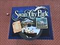 Image for Swan City Park Mural - Beaver Dam, WI