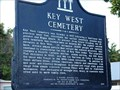 Image for Key West Cemetery