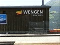 Image for Elevation Sign - Wengen - Switzerland.1274m