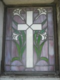 Image for Little Family Mausoleum Windows - Gainesville, FL