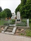 Image for Combined World War Memorial - Hrobcice, Czech Republic