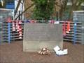 Image for Hillsborough Stadium Disaster Memorial - Sheffield, Yorkshire, UK.