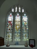 Image for Lt J K Richardson Window - St Peter - Shackerstone, Leicestershire