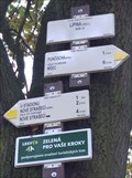 Image for Rozcestník turistických tras - Lipina (háj.), CZ