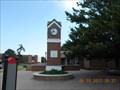 Image for College Centennial Clock - Tonkawa, OK