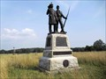 Image for 73rd New York Infantry Monument - Gettysburg National Military Park Historic District - Gettysburg, PA