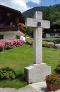 Image for Wayside Cross Milebach - Mühlebach, VS, Switzerland