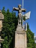 Image for Christian Cross - Horní Redice, Czech Republic