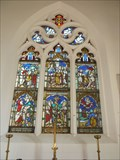 Image for Stained Glass Window, All Saints - Beeby, Leicestershire