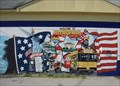 Image for Welcome to Hillsborough Mural  -  Hillsborough, NH
