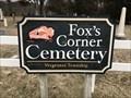 Image for Fox's Corner Cemetery - Lowell, Michigan