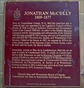 Image for Jonathan McCully - Amherst, NS