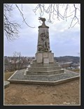 Image for Combined World War I & II Memorial - Týnec nad Labem, Czech Republic