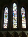 Image for Windows, All Saints Church, Shelsley Beauchamp, Worcestershire, England