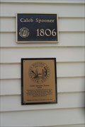 Image for Caleb Spooner House - 1806  -  New Bedford, MA