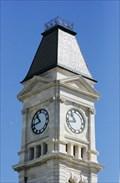 Image for Municipal Chambers Clock — Oamaru, New Zealand