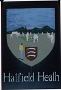 Image for Village Sign, Green, Hatfield Heath, Essex, UK