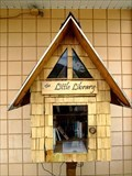 Image for The Little Free Library - Valemount, British Columbia