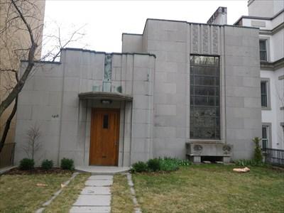 Maison Cormier Montreal Qc Canada Art Deco Art