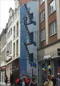 Image for Tintin Mural - Brussels, Belgium
