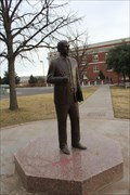 "Image for ""Sully"" Statue Unveiling -- Sul Ross State University, Alpine TX"