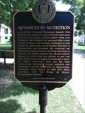 Image for Advances In Nutrition - University of Arkansas - Fayetteville AR