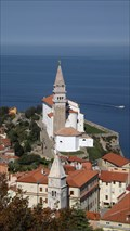 Image for St. George's Parish Church in Piran, Slowenia