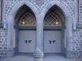 Image for Doorway St. Cyriakus Church - Mendig, RP, Germany