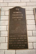 Image for Bermuda Volunteer Engineers -- Warrior's Chapel, Cathedral of the Most Holy Trinity, Hamilton BM