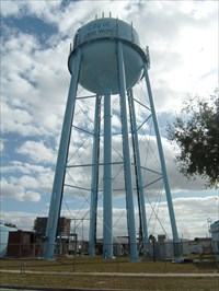City of Lake Wales. Water Tower.