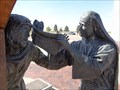 Image for Jesus Christ - 6th Station Of The Cross - Groom, Texas, USA.