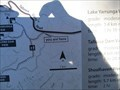 Image for You Are here - Trackhead, Three Views Trail, Morton National Park, Kangaroo Valley, NSW