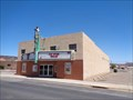 Image for Historic Route 66 - West Theatre - Grants, New Mexico, USA.