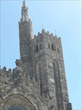 Image for Torre del templo Votivo del Mar - Nigrán, Pontevedra, Galicia, España
